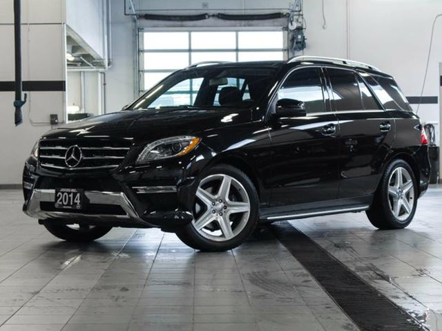 2014 mercedes benz m class ml350 bluetec 4matic kelowna