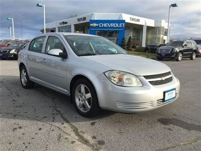 2010 Chevrolet Cobalt LT w/1SA in Kingston, Ontario