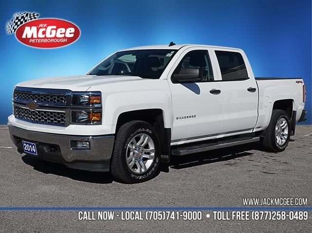 2014 Chevrolet Silverado 1500 LT w/1LT in Peterborough, Ontario