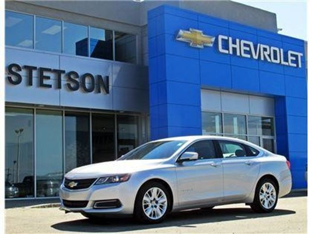 2015 Chevrolet Impala LS in Drayton Valley, Alberta