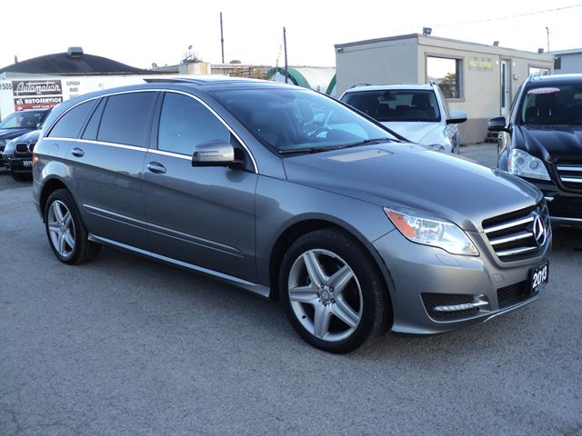 2013 mercedes benz r class r350 bluetec oakville for Mercedes benz insurance