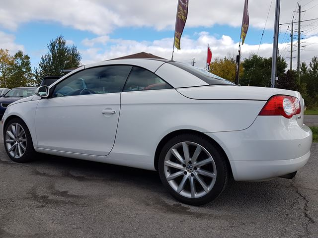 2008 Volkswagen Eos Lux 2 0 Turbo Panoramic Sunroof