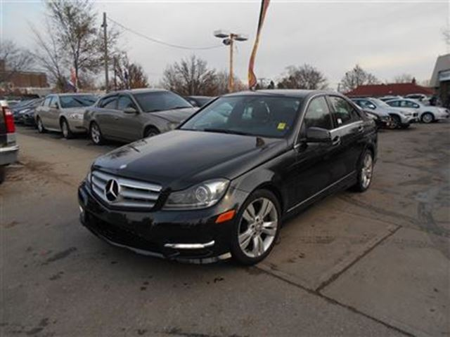 2012 mercedes benz c class c300 4matic scarborough for Mercedes benz scarborough