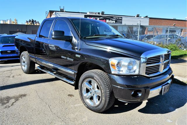 2007 dodge ram 1500 laramie quad cab no accident history in. Cars Review. Best American Auto & Cars Review