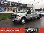 2008 Ford F-350  XLT V10 4X4 CREW DUALLY *CERTIFIED* in St Catharines, Ontario