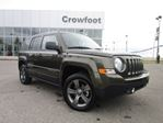 2015 Jeep Patriot HIGH ALTITUDE 4X4 LEATHER SUNROOF LOADED! in Calgary, Alberta
