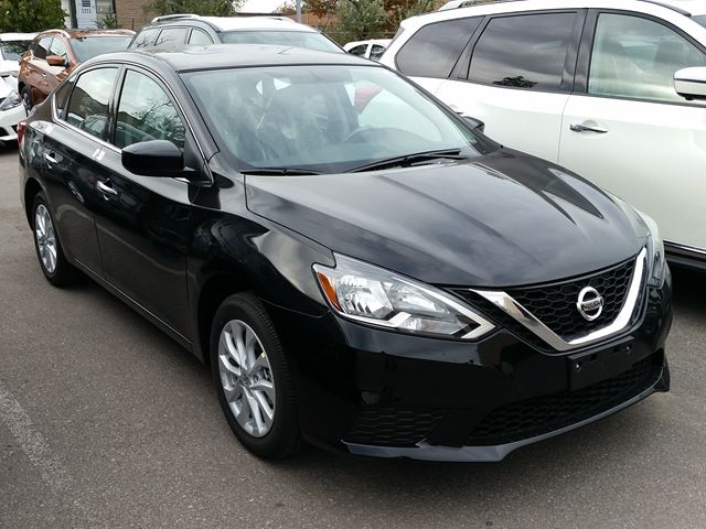 Black 2016 Nissan Sentra 2279297 Woodchesternissanandinfinitinewcar on nissan sentra 1 6 engine