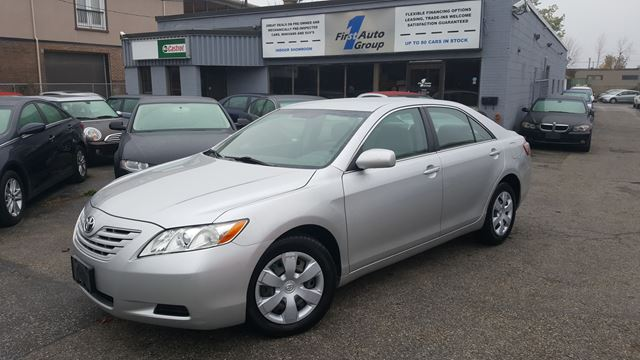 2008 toyota camry le etobicoke ontario used car for. Black Bedroom Furniture Sets. Home Design Ideas