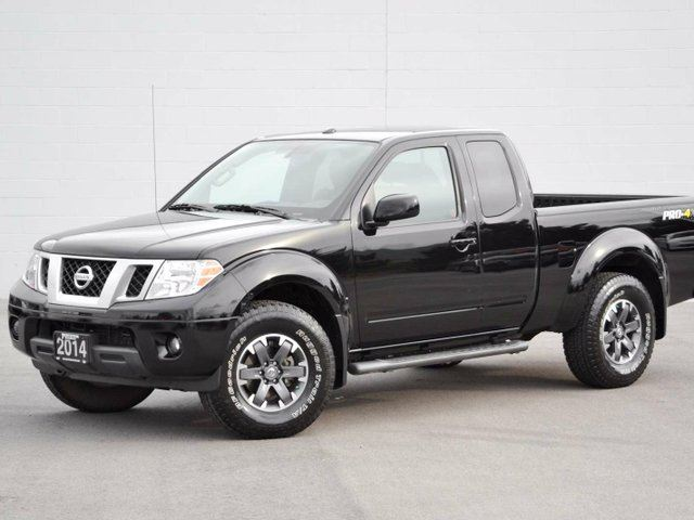 2014 nissan frontier pro 4x penticton british columbia car for sale 2612255. Black Bedroom Furniture Sets. Home Design Ideas
