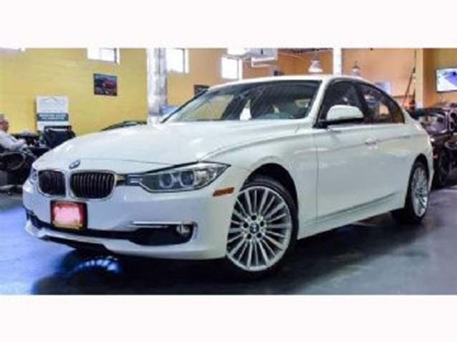 2014 bmw 3 series 328i xdrive awd luxury line premium package w navi white lease busters. Black Bedroom Furniture Sets. Home Design Ideas