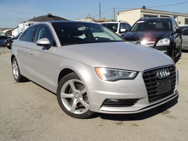 2015 audi a3 1 8t komfort oakville ontario used car for sale 2611781. Black Bedroom Furniture Sets. Home Design Ideas