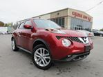 2015 Nissan Juke SL AWD, NAV, ROOF, LEATHER, 26K! in Stittsville, Ontario