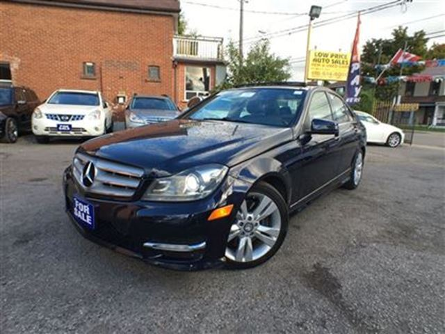 2012 mercedes benz c class c300 4matic panoramicroof for Mercedes benz c300 4matic 2012 price
