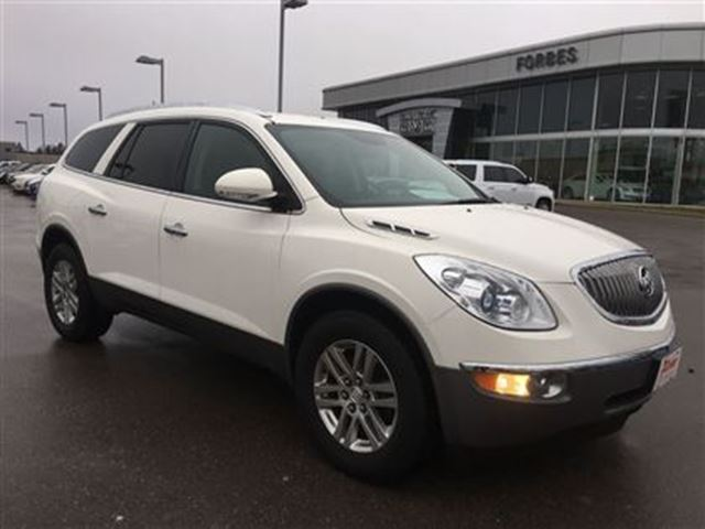 2012 buick enclave cx 8 passenger camera bluetooth waterloo ontario used car for sale. Black Bedroom Furniture Sets. Home Design Ideas