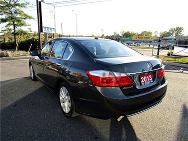 2013 honda accord ex l leather 4 cyl ottawa ontario for Honda accord 4 cylinder