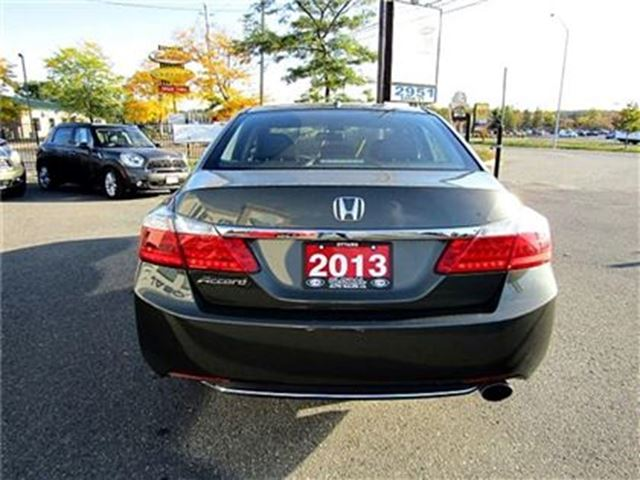 used 2013 honda accord i 4 cy ex l leather 4 cyl price reduced ottawa. Black Bedroom Furniture Sets. Home Design Ideas