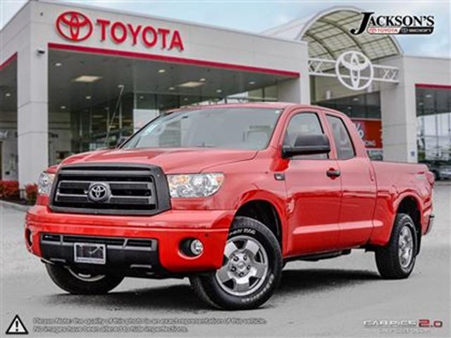 2013 toyota tundra sr5 5 7l v8 a6 barrie ontario used. Black Bedroom Furniture Sets. Home Design Ideas