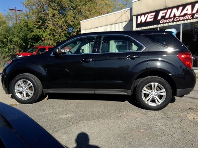 2014 chevrolet equinox ls awd bluetooth low price bowmanville ontario used car for. Black Bedroom Furniture Sets. Home Design Ideas