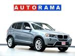 2013 BMW X3 xDrive28i NAVIGATION AWD LEATHER SUNROOF in North York, Ontario