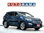 2013 Hyundai Santa Fe 2.0T LIMITED LEATHER SUNROOF NAVIGATION BACK UP in North York, Ontario
