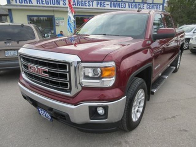 2015 gmc sierra 1500 power equipped sle model 6 passenger 5 3l v8. Black Bedroom Furniture Sets. Home Design Ideas