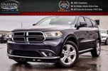 2015 Dodge Durango Limited AWD 7 Seater Navi Sunroof DVD Backup Cam Bluetooth Dual Air Leather R-Start 20Alloy Rims in Bolton, Ontario