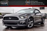 2016 Ford Mustang V6 Pwr Top Bluetooth Backup Cam R-Start Keyless Entry 17Alloy Rims in Bolton, Ontario