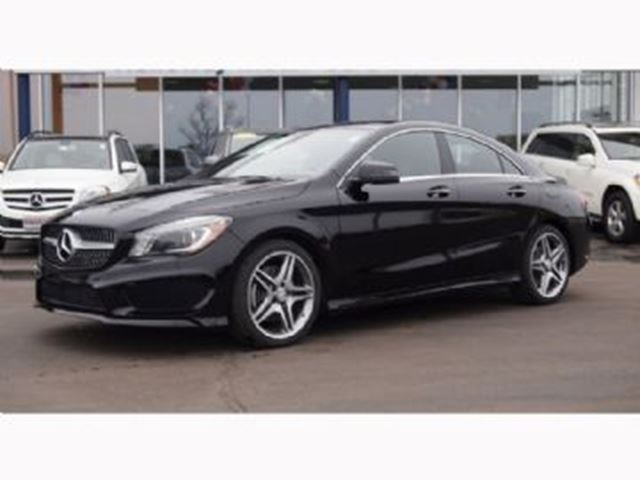 2015 mercedes benz cla class premium plus package black for 2015 mercedes benz cla class