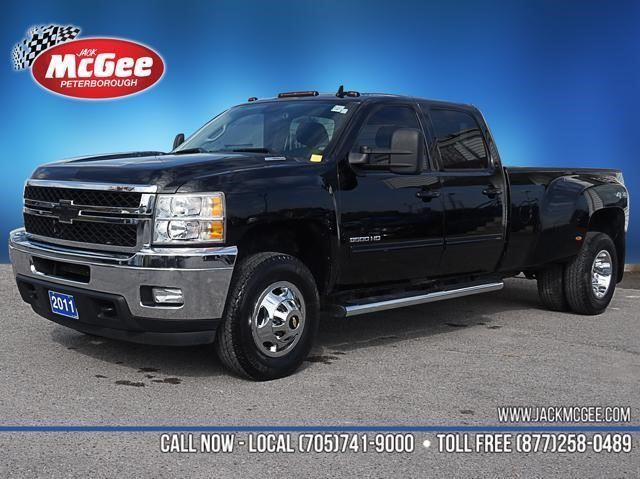 2012 Chevrolet Silverado 3500  LTZ in Peterborough, Ontario