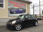 2012 MINI Cooper BAKER STREET EDITION, PANO ROOF, HEATED SEATS, LOADED! ONLY 41KM! $0 DOWN $104 BI-WEEKLY! in Ottawa, Ontario