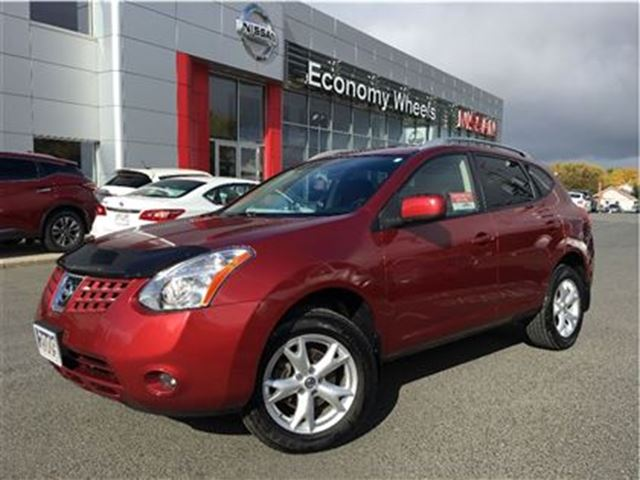 2009 nissan rogue sl awd lindsay ontario used car for. Black Bedroom Furniture Sets. Home Design Ideas