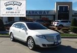 2011 Lincoln MKT EcoBoost AWD, Panoramic Roof, Leather, Adaptive Cr in Waterloo, Ontario