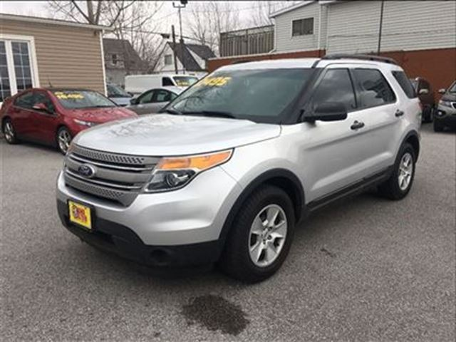 2013 ford explorer 7 passenger st catharines ontario used car for sale 2. Cars Review. Best American Auto & Cars Review