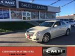 2011 Cadillac CTS 3.0 LEATH BT HS P/SEATS MEM *CERTIFIED* in St Catharines, Ontario