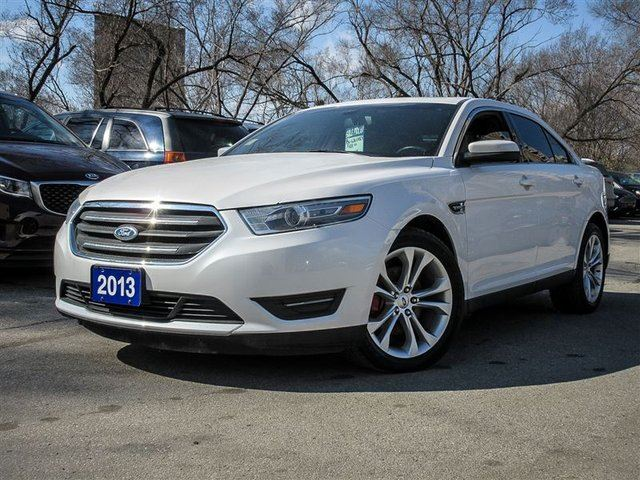 2013 ford taurus sel toronto ontario used car for sale. Black Bedroom Furniture Sets. Home Design Ideas