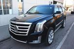 2015 Cadillac Escalade Premium BLACK ON BLACK LOADED FINANCE AVAILABLE in Edmonton, Alberta