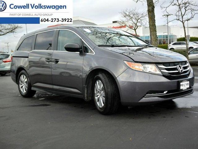 2015 honda odyssey se richmond british columbia car for