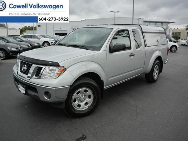 2012 NISSAN FRONTIER S 4X2 at in Richmond, British Columbia