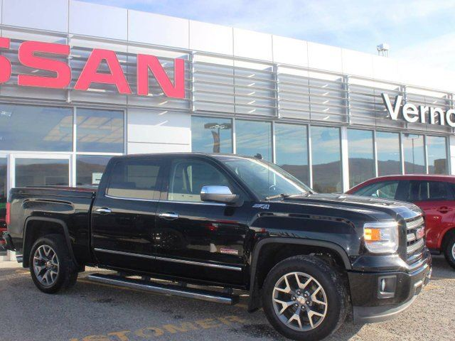 2014 GMC Sierra 1500 SLT in Vernon, British Columbia