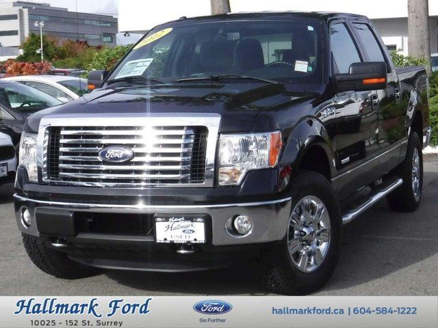 2012 ford f 150 xlt xtr 4x4 supercrew ecoboost w max tow sync surrey british columbia car. Black Bedroom Furniture Sets. Home Design Ideas