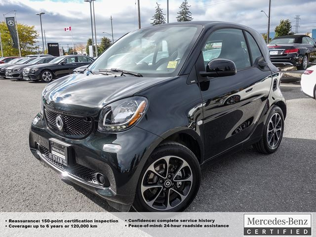 2016 smart fortwo passion cpn ottawa ontario used car for sale 2613141. Black Bedroom Furniture Sets. Home Design Ideas