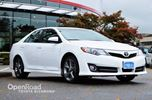 2012 Toyota Camry 4dr Sdn, Navi, Leather Interior, Power/ Heated  in Richmond, British Columbia