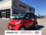 2013 Smart Fortwo Passion PARK ME ANYWHERE!!! in Grimsby, Ontario