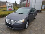 2015 Nissan Sentra S AC+VITRE+BLUETOOTH in Longueuil, Quebec