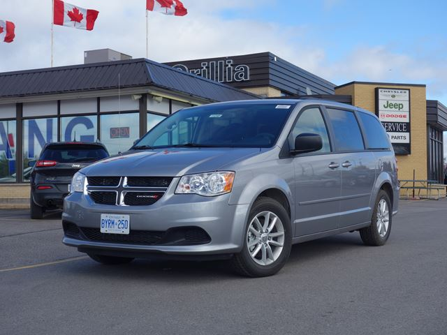 2016 dodge grand caravan sxt orillia ontario used car for sale 2613431. Black Bedroom Furniture Sets. Home Design Ideas