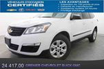 2016 Chevrolet Traverse LS AWD *7 PASSAGERS + n++CRAN TACTILE + MAGS* in Terrebonne, Quebec
