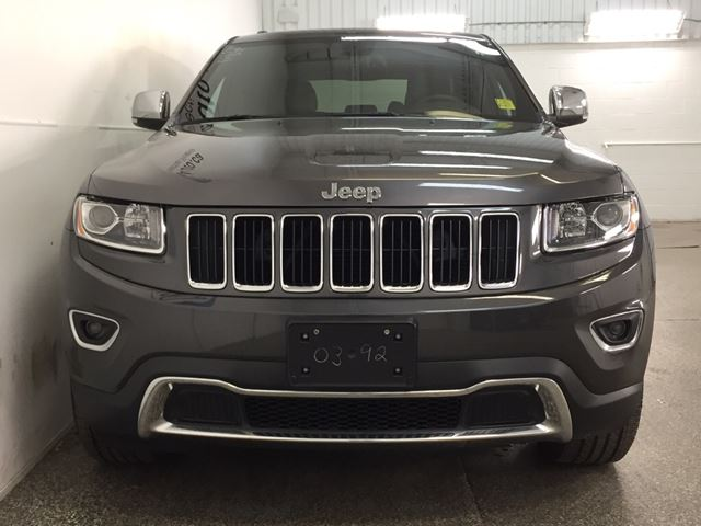 2015 jeep grand cherokee ltd remote start nav park aid heated leather belleville ontario. Black Bedroom Furniture Sets. Home Design Ideas
