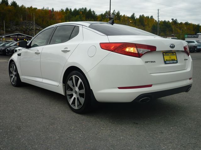 2012 kia optima ex luxury sudbury ontario used car for sale 2614042. Black Bedroom Furniture Sets. Home Design Ideas