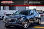 2016 Cadillac ATS Luxury Collection AWD Leather Sunroof BOSE R.Start 17Alloys in Thornhill, Ontario