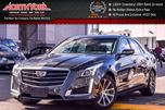 2016 Cadillac CTS Luxury Collection AWD Nav Pano_Sunroof Adaptive Cruise Cntrl. BlindSpot in Thornhill, Ontario